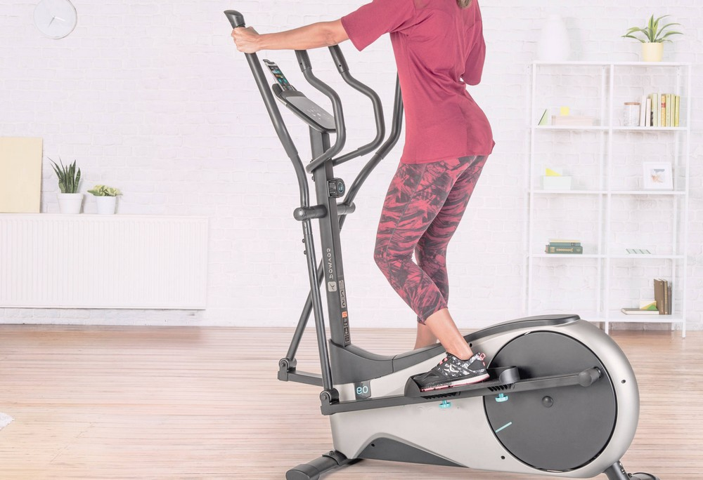 Faites du vélo elliptique