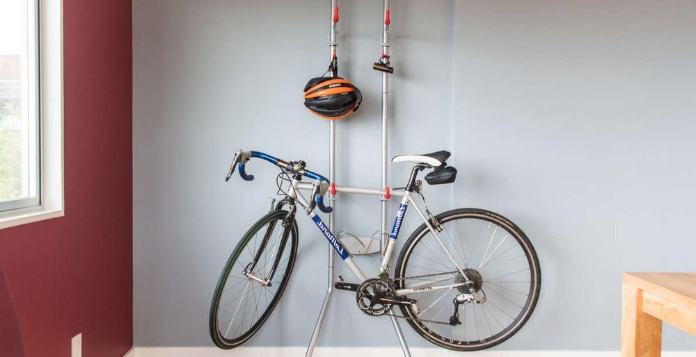 Les bonnes techniques pour ranger votre vélo